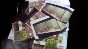 De fotos