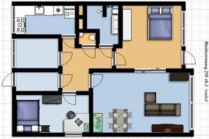 Floorplanner Meidorpweg 218